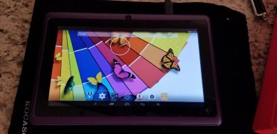 Kocaso kids 7 inch Android tablet dx758 pro (purple)