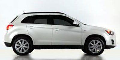 2013 Mitsubishi Outlander Sport ES (Gray)