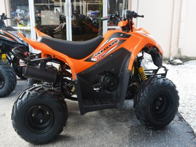 2018 Kymco Mongoose 70s Sport ATVs Clearwater, FL