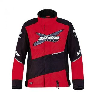 Purchase SKIDOO SKI DOO Can Am Men's X-Team Winter Jacket 4407050630 Medium Red motorcycle in Anoka, Minnesota, United States, for US $225.99