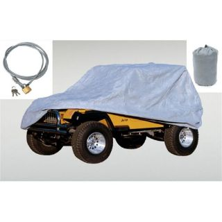 Buy Rugged Ridge 13321.72 Three Layer Full Car Cover Kit motorcycle in Burleson, TX, United States, for US $127.20