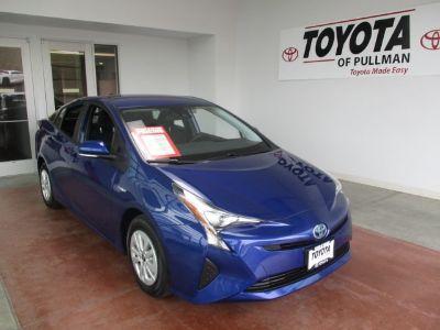 2017 Toyota Prius Two (Blue Crush)