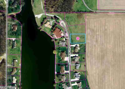 Lakeview Drive Lot #1 Logansport, A great place to build