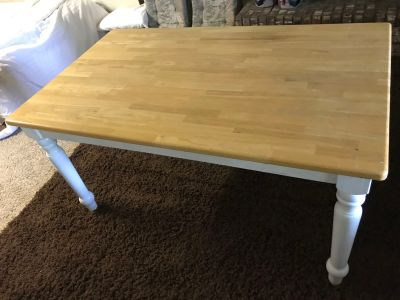 Table, solid