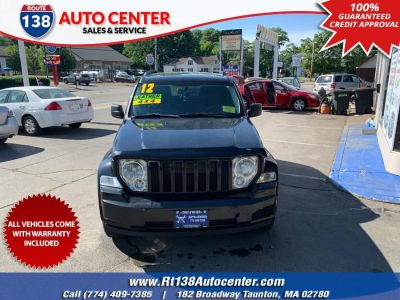 2012 Jeep Liberty Sport (Brilliant Black Crystal Pearl)