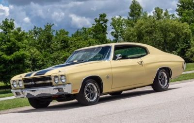 1970 Chevrolet Chevelle SS : Collector Cars For Sale