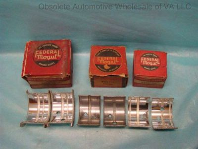 Find 1939-1973 Ford GPW Willys Jeep 134 F L Head Go Devil Hurricane Main Bearings STD motorcycle in Vinton, Virginia, United States, for US $70.00