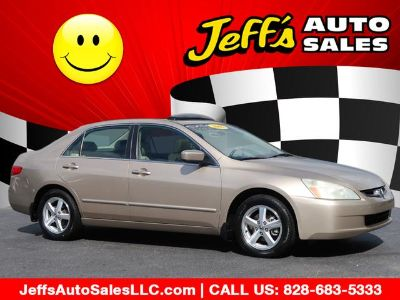 2005 Honda Accord EX (Beige)