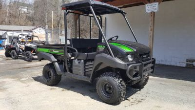 2018 Kawasaki Mule 4010 4x4 SE Side x Side Utility Vehicles Littleton, NH