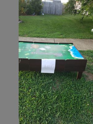 FREE train table