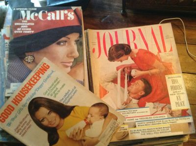Vintage Magazines (Over 75 mags)
