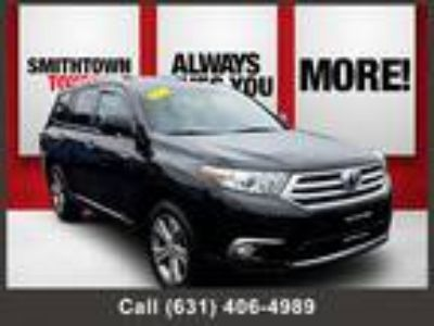 $23991.00 2012 Toyota Highlander with 55321 miles!