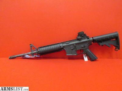 """For Sale: Walther Colt M4 OPS .22LR 16.1"""" W/Quad Rails"""