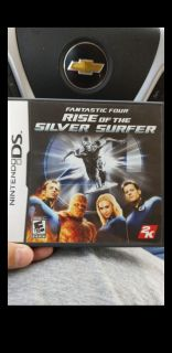 Nintendo DS Fantastic Four Rise of the...