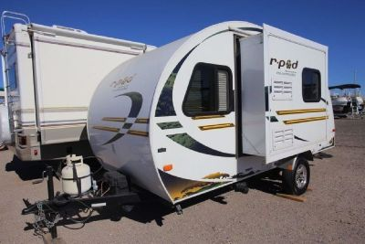 2011 Forest River R POD 177