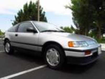 1989 Honda CRX Si Coupe 2-Door