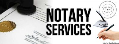 Notary Public & Apostile Services