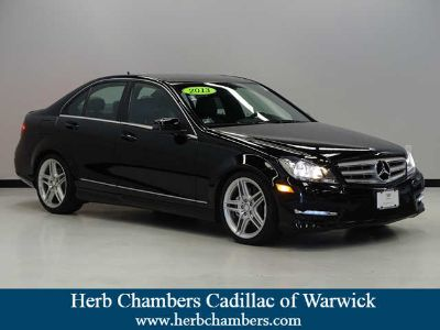 Used 2013 Mercedes-Benz C 300 4dr Sdn 4MATIC
