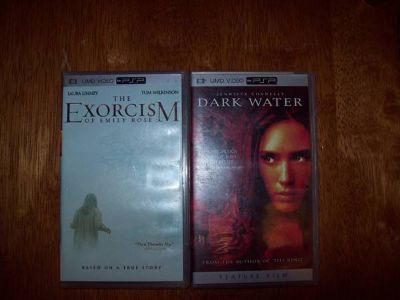 The Exorcism of Emily Rose (UMD, 2005)  Dark Water (UMD, 2005) 2 Pack