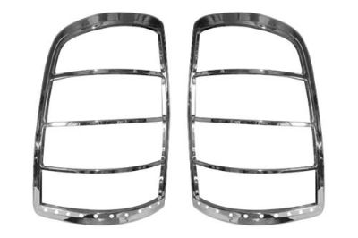 Buy SES Trims TI-TL-152 Dodge Ram Taillight Bezels Covers Chrome Ring Trim ABS motorcycle in Bowie, Maryland, US, for US $78.00
