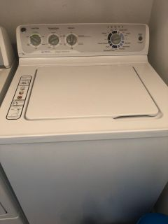 GE washer. Good condition. Works great.