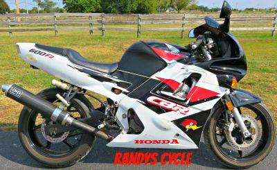 1994 HONDA CBR600F2 Sport Motorcycles Marengo, IL