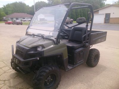 2013 Polaris Ranger 800 EFI Side x Side Utility Vehicles Sterling, IL