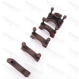Sell Chevy Original SB 350 Crankshaft 2 Bolt Main Cap Set 2 Piece Rear Seal motorcycle in Livermore, California, United States, for US $37.99