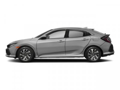 2018 Honda CIVIC HATCHBACK LX (Lunar Silver Metallic)
