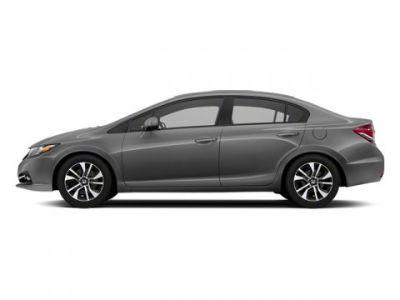 2013 Honda Civic EX-L (Polished Metal Metallic)