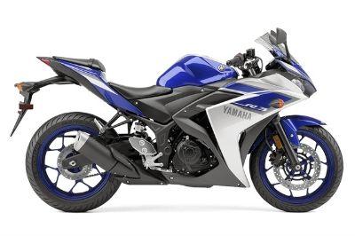 2015 Yamaha YZF-R3 Sport Motorcycles Sacramento, CA