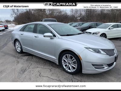 2016 Lincoln MKZ Base (Gy)