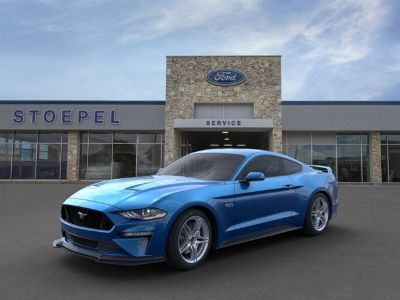 2019 Ford Mustang GT (Velocity Blue Metallic)