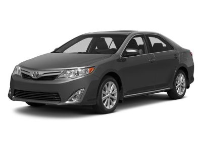 2013 Toyota Camry L (Red)