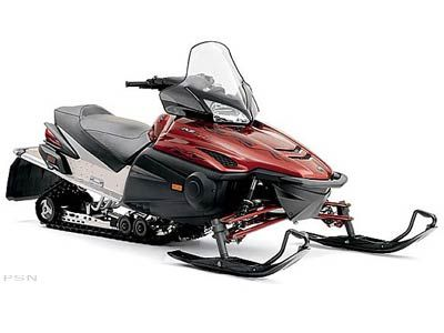 2006 Yamaha RS Rage Snowmobile -Trail Snowmobiles Milford, NH