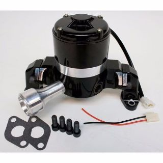 Sell PRW Electric Water Pump SBC Small Block Chevy motorcycle in Brooksville, Florida, United States, for US $194.00