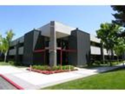 Santa Clara, 2-story R&D building for lease. Available now.