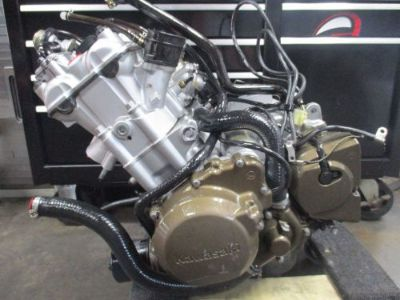 Purchase 98 99 00 01 02 Kawasaki Ninja ZX6R ZX600 ZZR 600 OEM Engine Motor Complete VIDEO motorcycle in Uniontown, Ohio, United States, for US $549.99