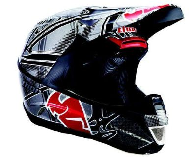 Sell Thor 2013 Force Scorpio Helmet Silver MX Motorcross ATV XS X-Small NEW motorcycle in Elkhart, Indiana, US, for US $299.95