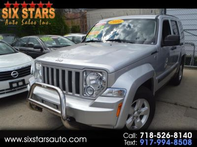 2010 Jeep Liberty Sport (Silver)