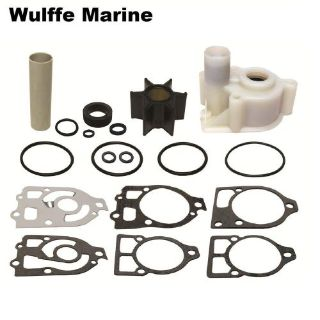 Find Water Pump Impeller Repair Kit Mercury Outboard 75-225 hp 18-3517 46-96148A5 motorcycle in Mentor, Ohio, United States, for US $25.49