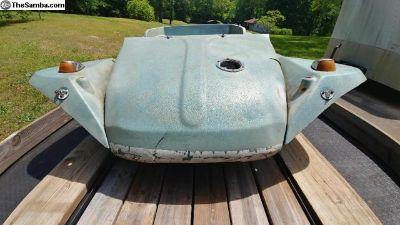 Fiberglass Buggy Body