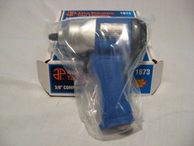 """Astro Pneumatic 1873 3/8"""" Air Impact Wrench"""