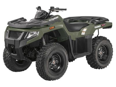 2018 Arctic Cat Alterra 500 ATV Off Road Effort, PA