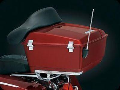Buy Kuryakyn 8648 CHROME HINGE COVERS HARLEY TOUR PAK TOURPACK PACK 2011 2012 2013 motorcycle in Cincinnati, Ohio, US, for US $31.95