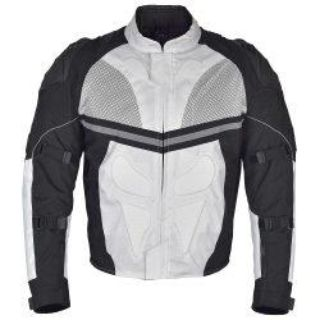 Ellicott Classic Leather Motorcycle Jacket