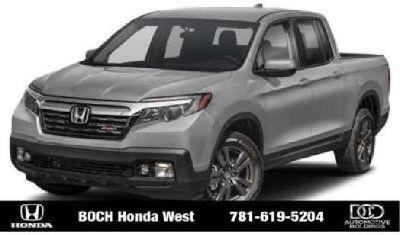 New 2019 Honda Ridgeline AWD