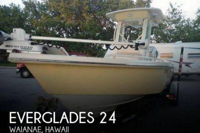 2007 Everglades 24 CC