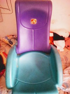 Second step gaming chair