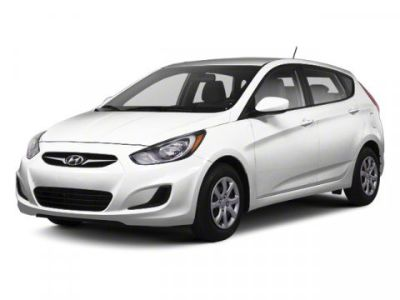2012 Hyundai Accent GS (Boston Red)